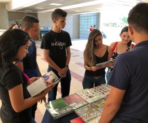 Primer Feria de Libro en Inglés en Unimagdalena