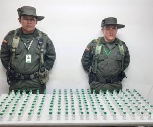 Con esta sustancia se podría elaborar más de 600.000 dosis de droga sintética.