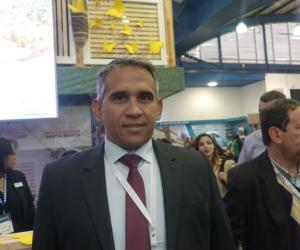 Alfonso Lastra, presidente Ejecutivo de la Cámara de Comercio de Santa Marta para el Magdalena.