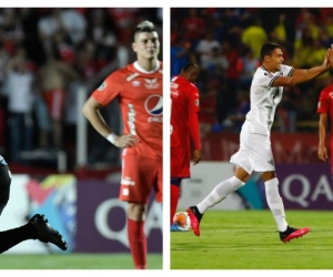 Mal comienzo de los colombianos en la Copa Libertadores.