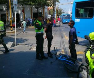 Operativos de las autoridades.