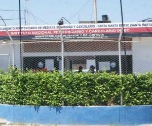 Cárcel Rodrigo de Bastidas.