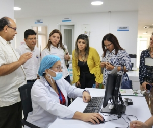 La alianza interinstitucional que se busca está enfocada en fortalecer procesos de educación, investigación y extensión de la Facultad de Ciencias de la Salud.
