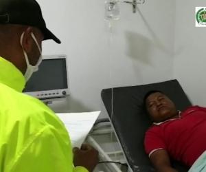 De acuerdo con el material probatorio, alias 'Azul' haría parte del Grupo Armado Organizado Residual (Gaor48), disidencia de las Farc responsable de varios crímenes e intimidaciones en el Putumayo, municipios del Cauca y otros departamentos cercanos.