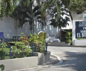 Cárcel 'El Bosque' en Barranquilla.