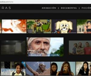 Videosfera, plataforma de contenido audiovisual.