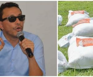 Carlos Caicedo dice que trabajará coordinado con los alcaldes de los municipios.