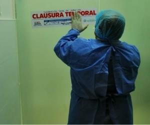 UCI pediátrica y neonatal de Cehoca.