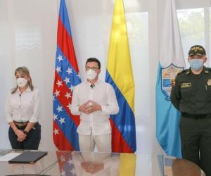 El mandatario implementó restricciones adicionales  para evitar la propagación del coronavirus en el territorio departamental y así garantizar, en mayor medida, el derecho colectivo a la salubridad pública.