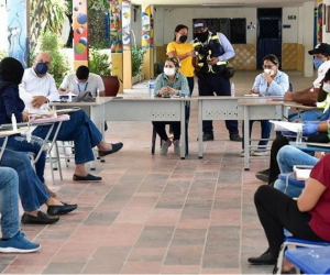 Espacio de diálogo entre propietarios y empresas.