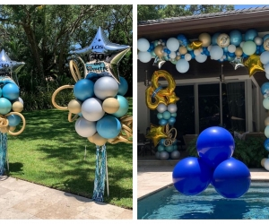 Imágenes del cumpleaños de Silvestre Dangond