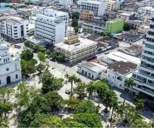 Panoramica de Montería.