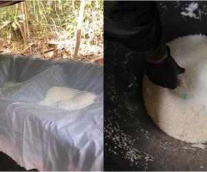Las autoridades no solo lograron incautar cerca de una tonelada de cocaína, sino que tienen las pruebas necesarias para enjuiciar a este narcotraficante.