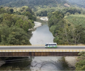 Zona rural de Santa Marta