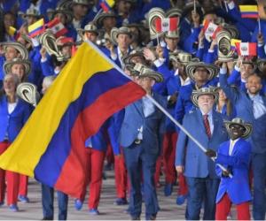 Colombia en Juegos Panamericanos 2019.