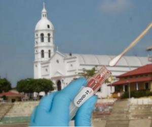 En el municipio se han registrado 203 casos.