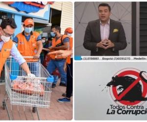 El informe fue presentado durante la campaña Todos contra la Corrupción, de RCN.