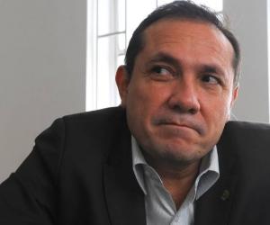 Antonio Sanguino, senador del Partido Verde.