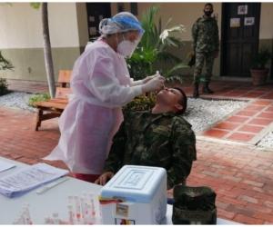 La Secretaría de Salud Departamental ha desarrollado una serie de jornadas especiales para garantizar el estricto cumplimiento de los protocolos.
