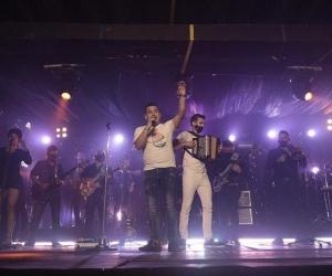 Toto Díaz y Carlos García