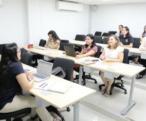 La Facultad de Psicología de la UCC.