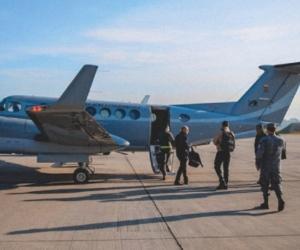 'El Gobierno Nacional mantiene el compromiso de los vuelos humanitarios hasta que se restablezcan las operaciones aéreas internacionales.