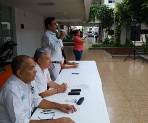 Al finalizar la capacitación los diferentes participantes del Sena plantearon sus inquietudes y los profesionales de la Cnsc dieron respuesta a cada una de ellas.