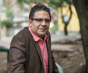 Alberto Salcedo Ramos, escritor colombiano.