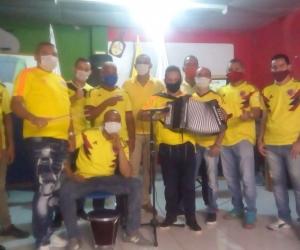 Agrupación musical Canto Libre.