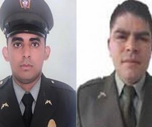 Robinson Cardona Arboleda y Yehison Vásquez Martínez.