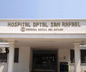 Hospital San Rafael de Fundación.