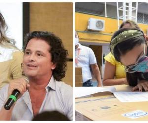 Carlos Vives y Claudia Elena Vásquez lideran la organización Tras la Perla.
