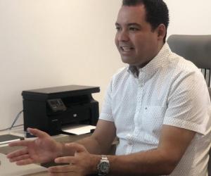 Nemesio Roys Garzón, gobernador de La Guajira.