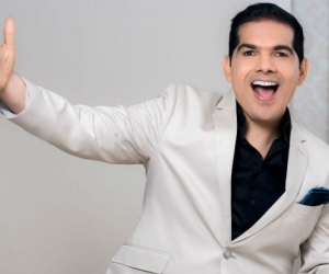 Peter Manjarrés, cantante vallenato