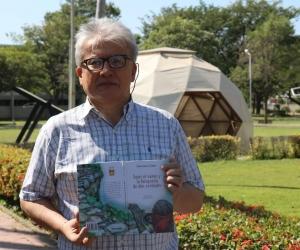 Fabio Silva Vallejo, profesor e investigador de la Universidad del Magdalena