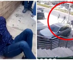 El homicidio se presentó este lunes en la ciudad de Barranquilla.