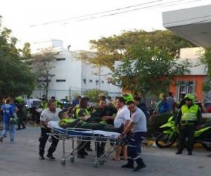 En el atentado murieron 6 uniformados.