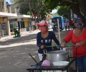La informalidad en Santa Marta es otro tema álgido. Se ubica en el 63,5%.