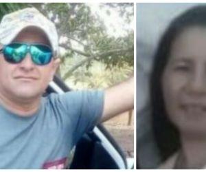 Fotos de dos de las víctimas del trágico ataque a bala.