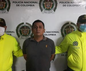 Ober Ricardo Martínez Gutiérrez, alias 'Negro Ober'.