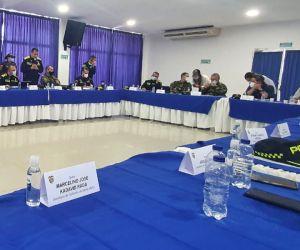 Consejo de Seguridad Departamental.