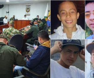 Consejo de seguridad - jóvenes asesinados.