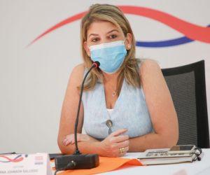 Alcaldesa Virna Johnson
