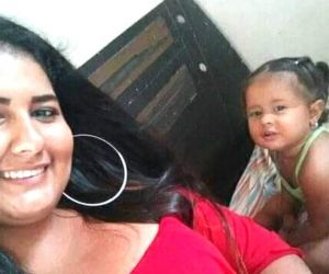Madre e hija desaparecidas.