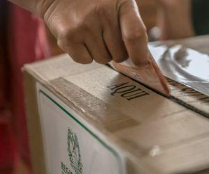 Este proceso electoral se realizará el próximo 5 de diciembre.