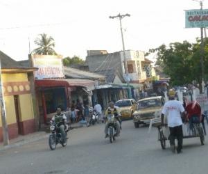 Plato es uno de los municipios donde no hay energía este domingo.