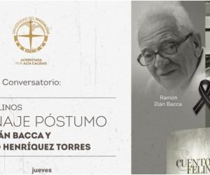 Unimagdalena rendirá homenaje póstumo a los escritores Ramón Illán Bacca y Guillermo Heríquez Torres.