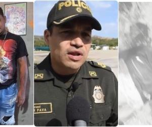 Las autoridades investigan para ver si este hecho de sangre este ligado al tráfico de drogas.