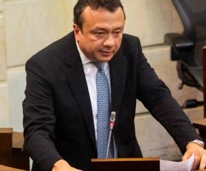 Eduardo Pulgar, exsenador de la república.
