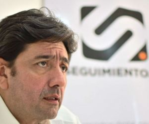 Senador Fabián Castillo Suárez